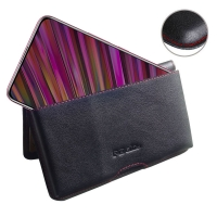 10% OFF + FREE SHIPPING, Buy the BEST PDair Handcrafted Premium Protective Carrying ViVO V15 Leather Wallet Pouch Case (Red Stitch). Exquisitely designed engineered for ViVO V15.