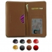 10% OFF + FREE SHIPPING, Buy the BEST PDair Handcrafted Premium Protective Carrying ViVO V15 Leather Wallet Sleeve Case (Brown). Exquisitely designed engineered for ViVO V15.