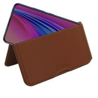 10% OFF + FREE SHIPPING, Buy the BEST PDair Handcrafted Premium Protective Carrying ViVO V15 Pro Leather Wallet Pouch Case (Brown). Exquisitely designed engineered for ViVO V15 Pro.