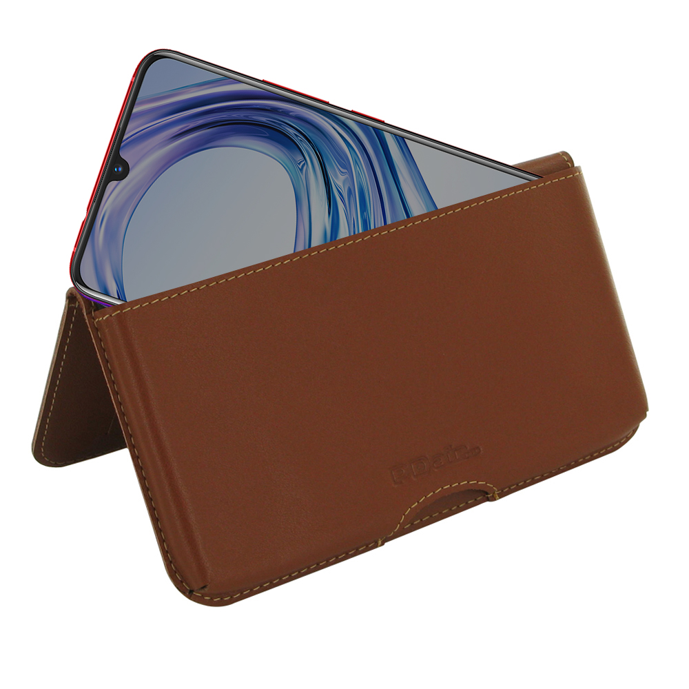 10% OFF + FREE SHIPPING, Buy the BEST PDair Handcrafted Premium Protective Carrying ViVO X23 Leather Wallet Pouch Case (Brown). Exquisitely designed engineered for ViVO X23.