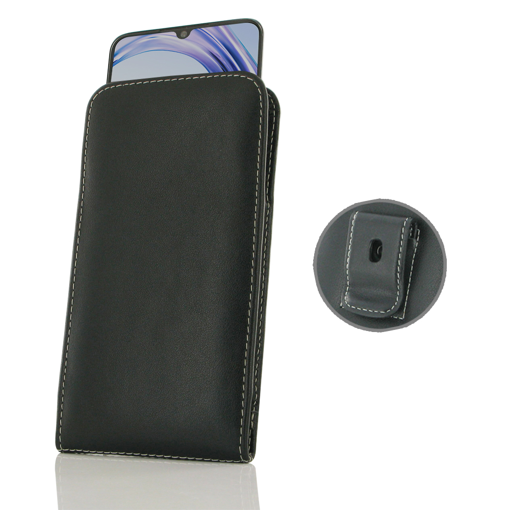 10% OFF + FREE SHIPPING, Buy the BEST PDair Handcrafted Premium Protective Carrying ViVO X23 Pouch Case with Belt Clip. Exquisitely designed engineered for ViVO X23.