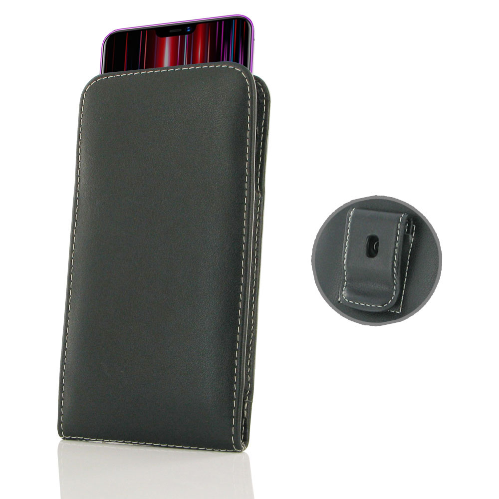 10% OFF + FREE SHIPPING, Buy the BEST PDair Handcrafted Premium Protective Carrying ViVO Z1 Lite Pouch Case with Belt Clip. Exquisitely designed engineered for ViVO Z1 Lite.