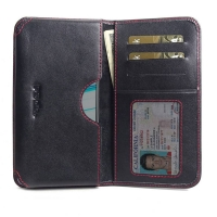 10% OFF + FREE SHIPPING, Buy the BEST PDair Handcrafted Premium Protective Carrying ViVO Z5x Leather Wallet Sleeve Case (Red Stitch). Exquisitely designed engineered for ViVO Z5x.