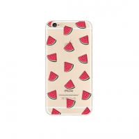 Watermelon Pattern Fruits iPhone 6s 6 Plus SE 5s 5 Pattern Printed Soft Case