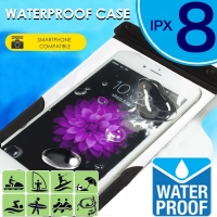 "Waterproof Bag Case for Smartphone ( 6"" or below 6 inch )"