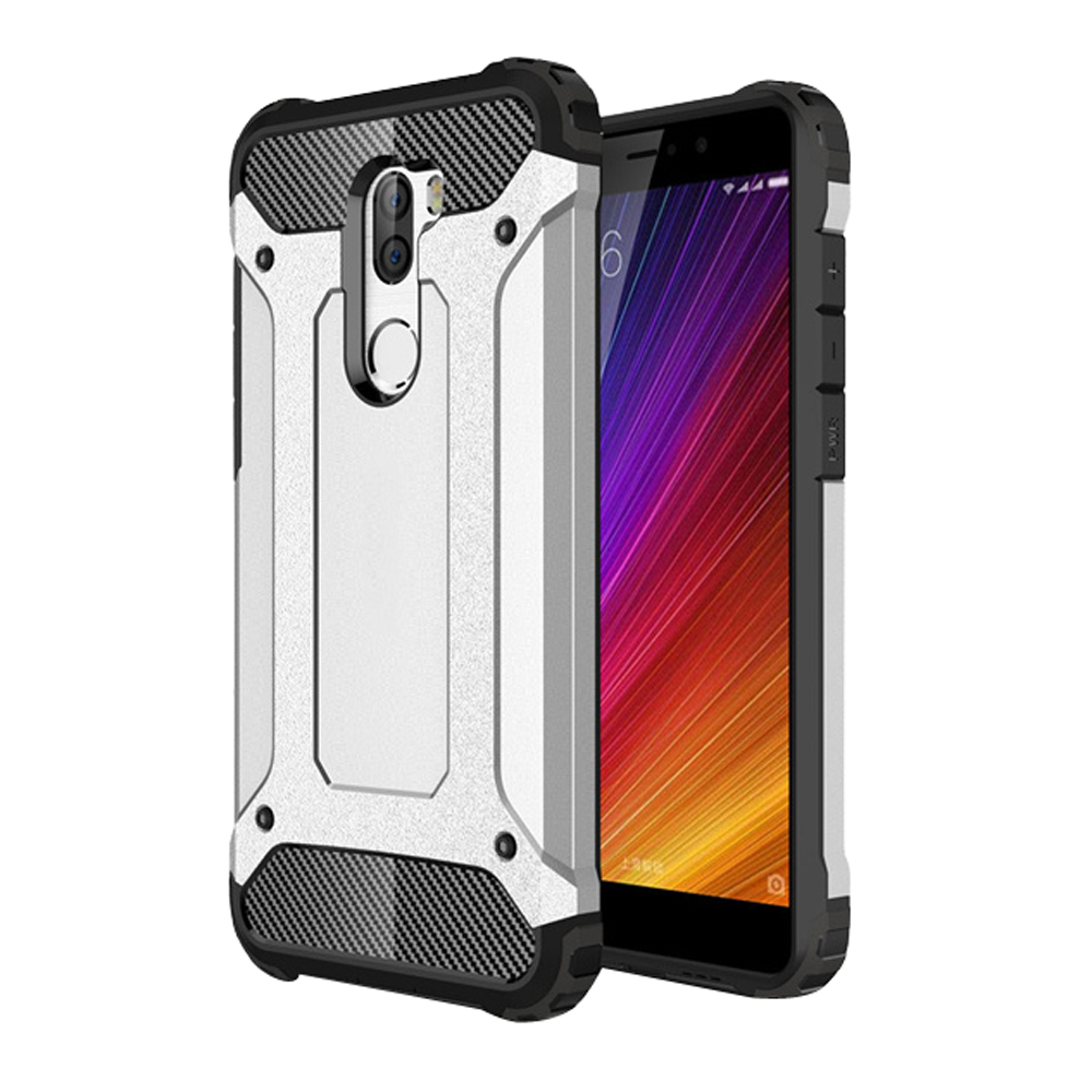 10% OFF + FREE SHIPPING, Buy Best PDair Premium Protective Xiaomi Mi 5s Plus  Hybrid Dual Layer Tough Armor Protective Case (Silver).  You also can go to the customizer to create your own stylish leather case if looking for additional colors, patterns and