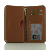 10% OFF + FREE SHIPPING, Buy Best PDair Handmade Protective Xiaomi Mi 5s Plus Genuine Leather Wallet Sleeve Case (Brown). Pouch Sleeve Holster Wallet You also can go to the customizer to create your own stylish leather case if looking for additional color