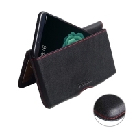 10% OFF + FREE SHIPPING, Buy the BEST PDair Handcrafted Premium Protective Carrying Xiaomi Mi 6X   Mi A2 Leather Wallet Pouch Case (Red Stitch). Exquisitely designed engineered for Xiaomi Mi 6X   Mi A2.