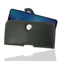 Leather Horizontal Pouch Case with Belt Clip for Xiaomi Mi 9 SE