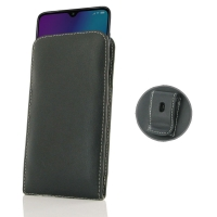 Leather Vertical Pouch Belt Clip Case for Xiaomi Mi 9 SE