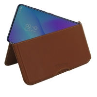 10% OFF + FREE SHIPPING, Buy the BEST PDair Handcrafted Premium Protective Carrying Xiaomi Mi 9T Pro Leather Wallet Pouch Case (Brown). Exquisitely designed engineered for Xiaomi Mi 9T Pro.