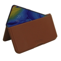 10% OFF + FREE SHIPPING, Buy the BEST PDair Handcrafted Premium Protective Carrying Xiaomi Mi Mix 3 Leather Wallet Pouch Case (Brown). Exquisitely designed engineered for Xiaomi Mi Mix 3.