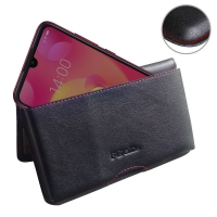 10% OFF + FREE SHIPPING, Buy the BEST PDair Handcrafted Premium Protective Carrying Xiaomi Mi Play Leather Wallet Pouch Case (Red Stitch). Exquisitely designed engineered for Xiaomi Mi Play.