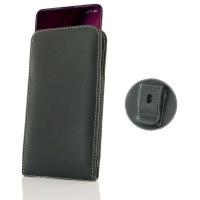 Leather Vertical Pouch Belt Clip Case for Xiaomi Redmi K20 Pro