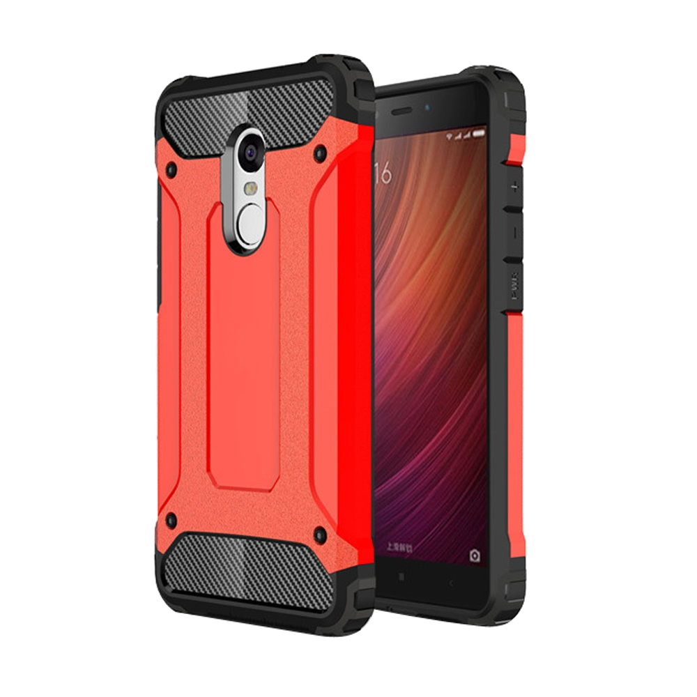 10% OFF + FREE SHIPPING, Buy Best PDair Premium Protective Xiaomi Redmi Note 4  Hybrid Dual Layer Tough Armor Protective Case (Red). You also can go to the customizer to create your own stylish leather case if looking for additional colors, patterns and t