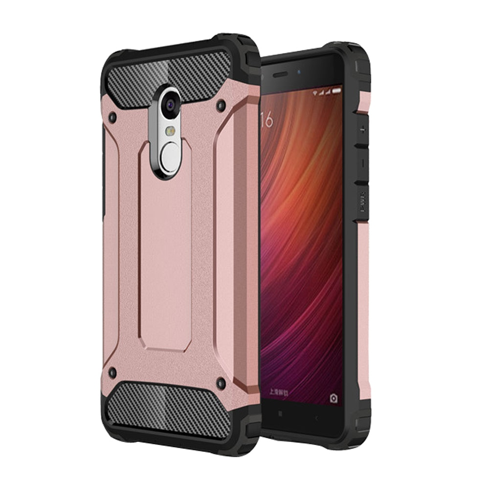 10% OFF + FREE SHIPPING, Buy Best PDair Premium Protective Xiaomi Redmi Note 4  Hybrid Dual Layer Tough Armor Protective Case (Rose Gold). You also can go to the customizer to create your own stylish leather case if looking for additional colors, patterns