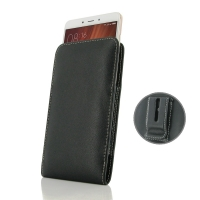 Leather Vertical Pouch Belt Clip Case for Xiaomi Redmi Note 4
