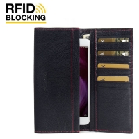 10% OFF + FREE SHIPPING, Buy Best PDair Handmade Protective Xiaomi Redmi Note 4X Leather Continental Sleeve Wallet (Red Stitching).  You also can go to the customizer to create your own stylish leather case if looking for additional colors, patterns and t