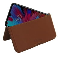 10% OFF + FREE SHIPPING, Buy the BEST PDair Handcrafted Premium Protective Carrying Xiaomi Redmi Note 7S Leather Wallet Pouch Case (Brown). Exquisitely designed engineered for Xiaomi Redmi Note 7S.