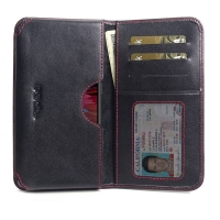10% OFF + FREE SHIPPING, Buy the BEST PDair Handcrafted Premium Protective Carrying Xiaomi Redmi Note 7S Leather Wallet Sleeve Case (Red Stitch). Exquisitely designed engineered for Xiaomi Redmi Note 7S.