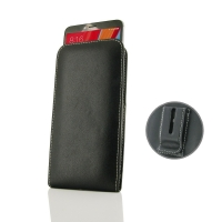 Leather Vertical Pouch Belt Clip Case for Xiaomi Redmi S2
