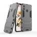 Xiaomi Mi 8 Tough Armor Protective Case (Grey) custom degsined carrying case by PDair