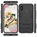 Xiaomi Mi 8 Tough Armor Protective Case (Grey) Wide selection of colors and patterns by PDair