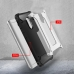 Xiaomi Redmi Note 4 Hybrid Dual Layer Tough Armor Protective Case (Silver) custom degsined carrying case by PDair