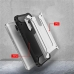 Xiaomi Mi 5s Plus Hybrid Dual Layer Tough Armor Protective Case (Silver)  custom degsined carrying case by PDair