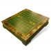 Handmade Collectible Antique Oriental China Chess Game Set Leather Surface (Green) ZBXGG-A050BB handmade leather case by PDair