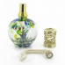 Green Spring Glass Tree Fragrance Effusion Lamp Oil Diffuser protective carrying case by PDair