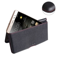 10% OFF + FREE SHIPPING, Buy Best PDair Quality Handmade Protective ZTE Axon Max Genuine Leather Wallet Pouch Case (Red Stitch) online. You also can go to the customizer to create your own stylish leather case if looking for additional colors, patterns an
