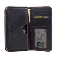 10% OFF + FREE SHIPPING, Buy Best PDair Quality Handmade Protective ZTE Axon Max Genuine Leather Wallet Sleeve Case (Red Stitch) online. You also can go to the customizer to create your own stylish leather case if looking for additional colors, patterns a
