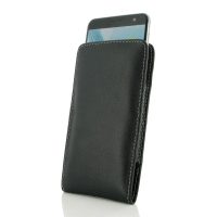 Leather Vertical Pouch Case for ZTE Blade V7 / Small Fresh 4