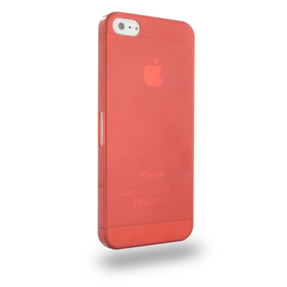 10% OFF + FREE SHIPPING, Buy Best PDair Quality Protective iPhone 5 | iPhone 5s 0.6mm Ultra thin Plastic Cover (Red) online. You also can go to the customizer to create your own stylish leather case if looking for additional colors, patterns and types.