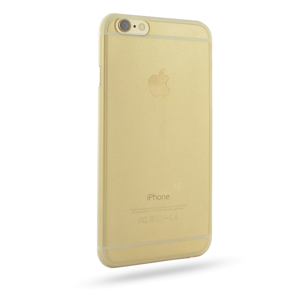 10% OFF + FREE SHIPPING, Buy Best PDair Top Quality Protective iPhone 6 | iPhone 6s 0.6mm Ultra thin Plastic Cover (Gold) online. You also can go to the customizer to create your own stylish leather case if looking for additional colors, patterns and type