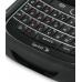 BlackBerry Bold 9650 Aluminum Metal Case (Black) custom degsined carrying case by PDair