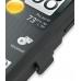HTC Evo 4G Aluminum Metal Case (Black) handmade leather case by PDair
