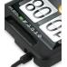 HTC Evo 4G Aluminum Metal Case (Black) genuine leather case by PDair