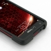 HTC Droid Dna Aluminum Metal Case (Black) custom degsined carrying case by PDair