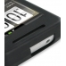 HTC Hero Aluminum Metal Case (Black) genuine leather case by PDair