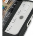 HTC Hero Aluminum Metal Case (Black) top quality leather case by PDair