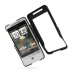 HTC Hero Aluminum Metal Case (Black) offers worldwide free shipping by PDair