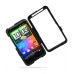 HTC Inspire 4G Aluminum Metal Case (Black) offers worldwide free shipping by PDair