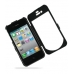 iPhone 4 4s Aluminum Metal Case (Black) offers worldwide free shipping by PDair