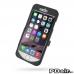 iPhone 6 6s Aluminum Metal Case (Black) best cellphone case by PDair