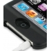 iPod Touch 3rd 2009 Aluminum Metal Case (Black) top quality leather case by PDair