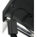 iPod Touch 4th Aluminum Metal Case (Black) custom degsined carrying case by PDair