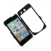 iPod Touch 4th Aluminum Metal Case (Black) offers worldwide free shipping by PDair
