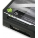 Motorola DROID X / Milestone X Aluminum Metal Case (Black) top quality leather case by PDair